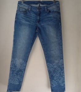 Micheal kors skinny jeans